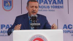 Başbakan Erdoğan Denizli'de konuştu