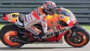 Marquez, MotoGP sezonundaki 6. yarışını kazandı