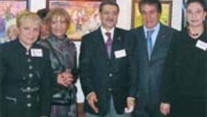Elazığlı ressamlar Ankara'da buluştu
