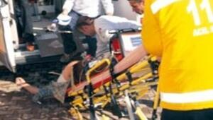 Damdan düştü yaralandı sedyeden düştü öldü