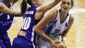 Basket Montpellier 72-80 Fenerbahçe