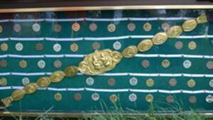 Altın kemer yeniden kasada