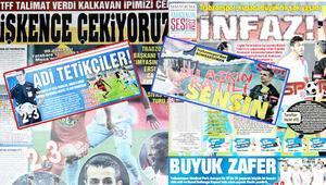 Trabzon basını açtı ağzını yumdu gözünü