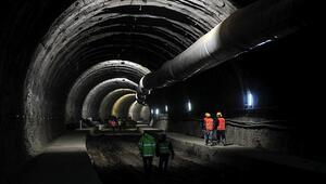 Sabuncubeli Tüneli 2018de tamamlanacak