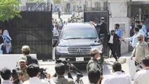 Müşerref'e ev hapsi cezası verildi