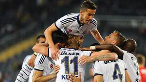 Fenerbahçe 4 - 1 Mersin İdman Yurdu