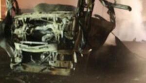 Kütahya-Afyon karayolunda tanker patladı