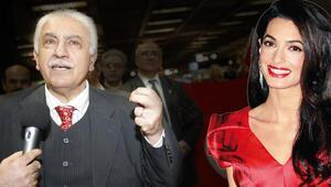 Clooney Perinçek'e karşı