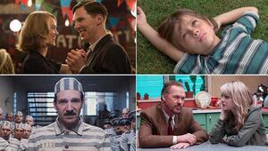 Oscar filmlerinden kaçını izlediniz?