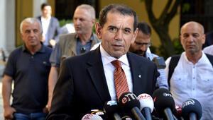 Galatasarayın 36. başkanı Dursun Özbek oldu