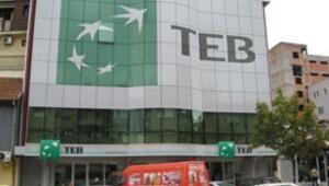 TEB'in ilk çeyrek kârı 176 milyon