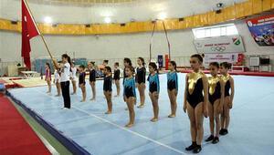 Cimnastik Türkiye Şampiyonası başladı