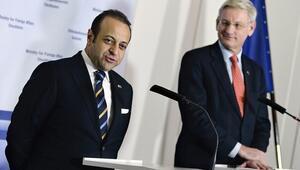 Egemen Bağıştan İsveç Dışişleri Bakanına diplomatik tepki