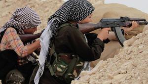 Türkiye'den YPG'ye 8 bin 500 militan