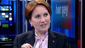 Meral Akşener: Demek ki bu kişi ile aramızda İslam hukuku dahil olacak