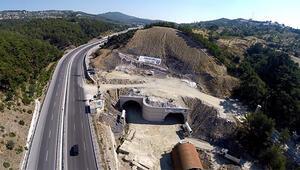 Sabuncubeli Tüneli inşaatı yeniden başlıyor