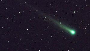 Yüzyılın en görkemli kuyruklu yıldızı geliyor