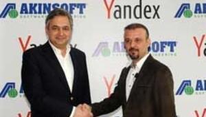 Yandex Akınsoft ile anlaşma imzaladı
