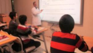 Dershane öğretmenine kurs formülü