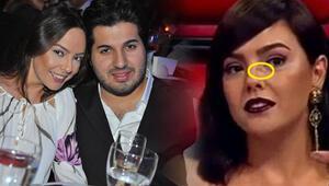 Ebru Gündeşin eşi Reza Zarrab gitti
