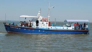 Ukraynada tekne faciasi: 16 ölü