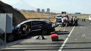 Bayramda trafik kazalarının bilançosu ağır oldu