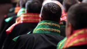 156 hakim ve savcının görev yeri değişti