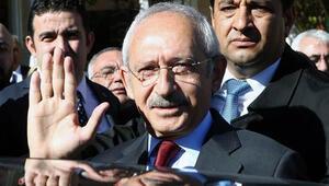 Kılıçdaroğlu Başbakan Davutoğlunu arayıp tebrik etti