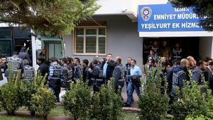 İzmir'deki operasyonda gözaltına alınan 36 kişiye tutuklama istemi