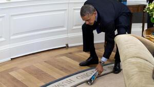 Beyaz Saraydan çok özel fotoğraflar