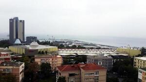 Ataköy'de sahilin şekli değişti!
