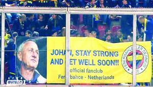 Hollanda basını Fenerbahçe taraftarını alkışlıyor