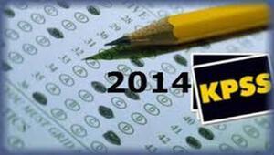 KPSS 2014 Alan Sınavı ÖABT Branş Sıralaması Açıklandı mı