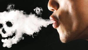 20 yıl boyunca günde 1 paket sigara!