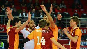 Galatasaray HDI Sigorta 3-0 Gentofte Volley