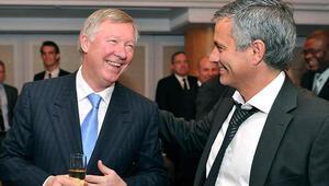 Fergusondan Mourinhoya destek
