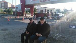 Umut Nöbetinde sıra iki usta gazeteci Tufan Türenç ve Fikret Ercan'da