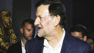 İspanya Başbakanına yumruklu saldırı