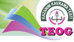 TEOG Kazanım Testleri 2015 - 2016 Yayınlandı
