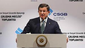 Davutoğlu: 'Dünyadaki her bir insan için Türkiye'de fidan dikilecek'