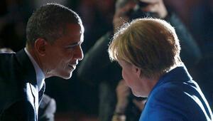 Obama, Almanya'yı ziyaret edecek