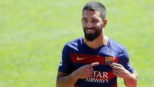 Barcelona'da Arda Turan 18 kişilik kadroya alındı