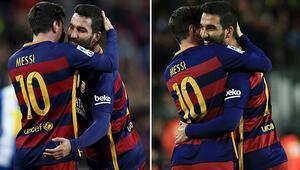 Arda Turandan Messi açıklaması