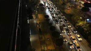 İstanbul değil Adana trafiği