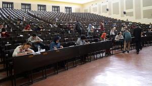 Trabzon'da 'YGS Prova Deneme Sınavı' yapıldı