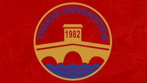 Trakya Üniversitesi'nden akademisyenlere imza soruşturması