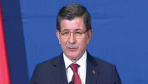 Başbakan Davutoğlu: Basın özgürlüğü konusunda herhangi bir engelleme, sınırlama söz konusu değil