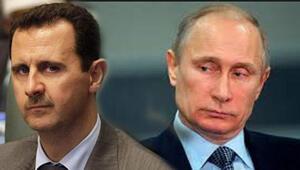 'Putin, Esad'dan gitmesini istedi' iddiasına yalanlama