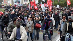 Calais'de kaos