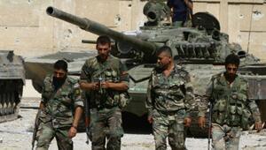 Suriye ordusu 'Rabia'yı ele geçirdi'